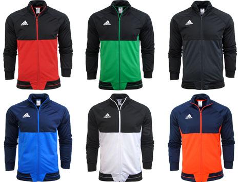 Adidas Tiro17 Mens Training Top Jacket Jumper Gym Football